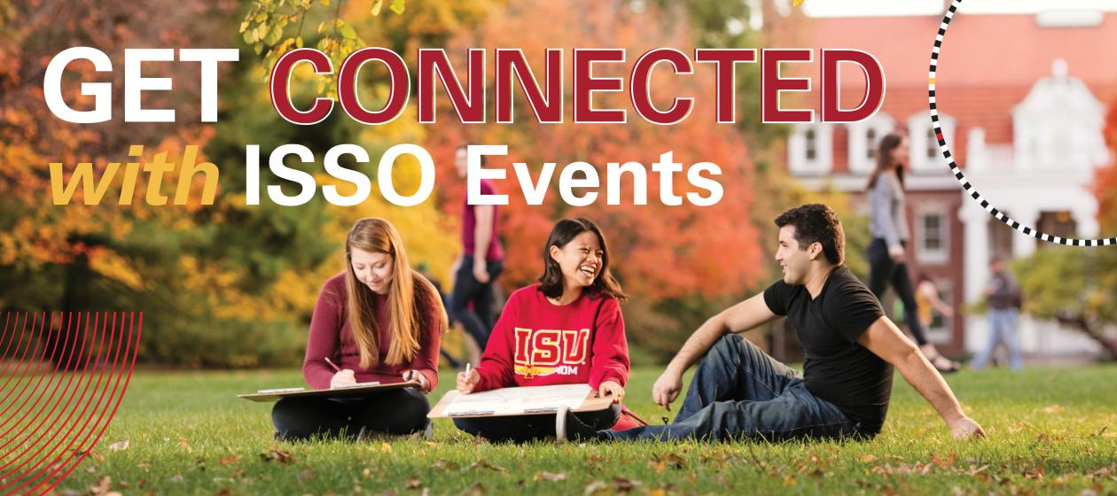 Get Connected with ISSO