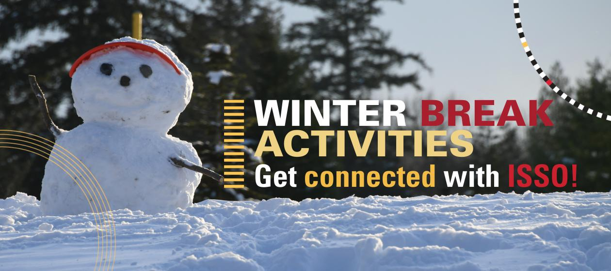 Winter Break Activities